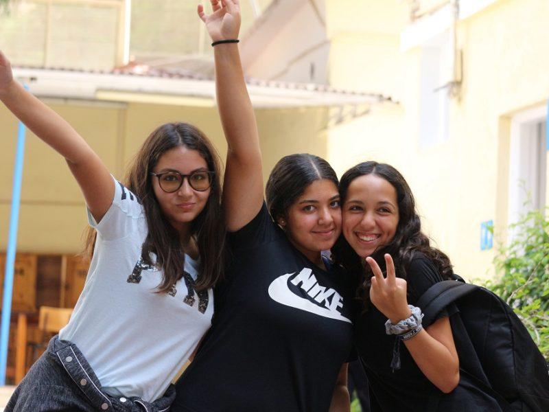 Tia T, Dania K and Tamara R-min